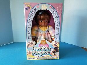 Precious Prayers Pride & Joy Play Together Pray Together Doll Lords Prayer 07794