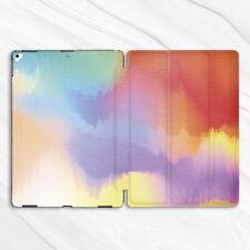 Pastel Rainbow Girly Case For iPad Pro 9.7 10.2 10.5 11 12.9 Air Mini 2 3 4 5
