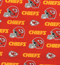 NFL - Kansas City Chiefs Red Fabric - 18