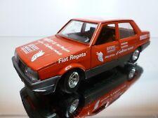 BBURAGO 9108 FIAT REGATA 100S - MALAYSIA L'INFERNO VERDE - RED 1:24 - GOOD