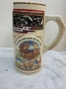 Lone Star Beer Mug Limited Edition 1991