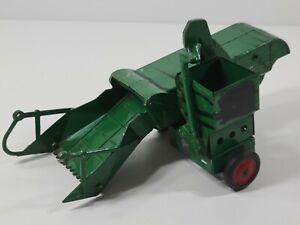 Vintage Slik Toys Oliver Pull Type Grain Master Combine 1:16 Scale - Broken/Worn