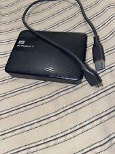 wd 2tb my passport portable external hard drive