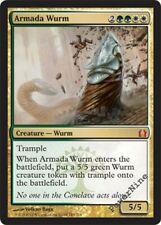 4 PLAYED Armada Wurm - Gold Return to Ravnica Mtg Magic Mythic Rare 4x x4