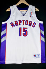 NEW Vince Carter Toronto Raptors MAGLIA M 40 basket jersey NBA TMAC McGrady