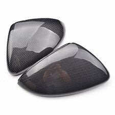 Real Carbon Fiber Side Mirror Cover for Volkswagen Golf 7 MK7 VII 2013~2016