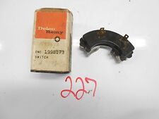 NOS GM 1957 Chevrolet Neutral Safety & Back Up Light Switch w/PG 1998173 1993613