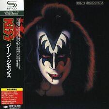 KISS-GENE SIMMONS-JAPAN MINI LP SHM-CD Ltd/Ed
