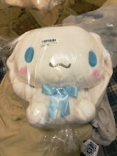 Furyu Cinamoroll Silver Snow BIG Stuffed Plush Normal Version