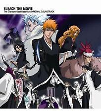 Bleach anime Original Soundtrack Cd Jp The DiamondDust Rebellion Original Sound