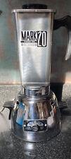 Vintage VITAMIX Model 517 Mark 20A Stainless Retro Blender USA