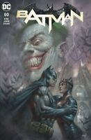 BATMAN #50 PARRILLO A VARIANT DC COMICS WEDDING CATWOMAN JOKER