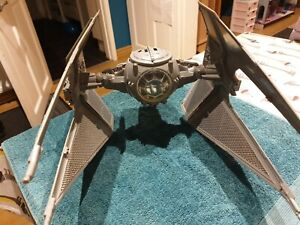 vintage Star Wars Tie interceptor