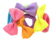 Bright Bow Ponios Hair Elastics Hair Bands Hair Accessories