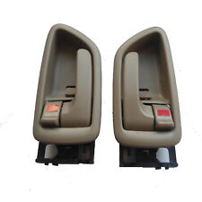 Fit Toyota Sequoia Tundra Inside Front Rear Left Right Side Door Handle 01-07