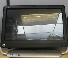 "HP TouchSmart 520 All in One 23"" PC RICAMBI difettosi IVA incl"