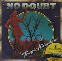No Doubt Tragic kingdom (1995) [CD]