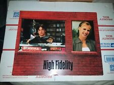 High Fidelity Movie Lithographs Rare Lot of 7
