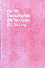 German Gem Dictionary( Paperback Book)J. M. Clark-Collins-UK-1953-Good