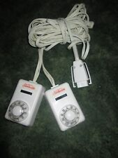 Sunbeam Style 54KQ Electric Blanket Controller 613A 3-Prong 360 Watts E23623 #2