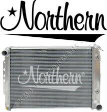 Northern 205072 Chevy Camaro 67-69 Aluminum Radiator W/ Auto Transmission Cooler
