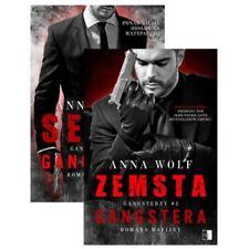 ZEMSTA Gangstera Anna Wolf Tom 2 | Polish Book Polska Książka