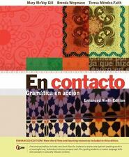 En contacto, Enhanced Student Text: Gramatica en accion (World Languages)