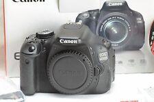 Canon EOS 600d/Rebel t3i 18.0 mp SLR-cámara digital, embalaje original