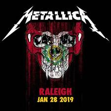 METALLICA / World Wired Tour / LIVE / PNC Arena - Raleigh, Jan. 28, 2019