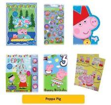 Regalos y detalles invitados de fiesta de Peppa Pig