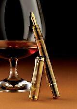 Pelikan M200 Cognac Special Edition Demonstrator Nib EF,F,M,B Fountain Pen