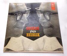 Dave Brubeck Plays Brubeck 1958 Columbia CL 878 Red Black 6 Eyes 33 rpm LP VG+
