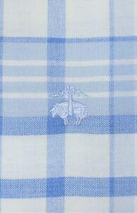 BROOKS BROTHERS REGENT FIT 100% COTTON SHIRT BLUE & WHITE Sz MEDIUM, M