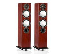 Monitor Audio Silver 6 Rosenut Floorstanding Speaker (Pair)