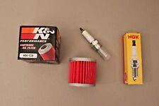 Suzuki DRZ400S Tune Up NGK CR8E Spark Plug K&N Oil Filter DRZ KLX 400 DRZ 400S