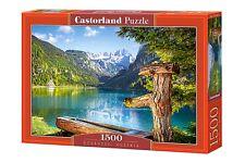 1000 Piece Jigsaw Puzzle Gosausee Austria
