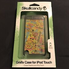 Skullcandy Grafix Case for iPod Touch Yellow SKDY4013-YEL 5th Generation