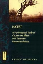 Incest: A Psychological Study of Causes and Effects with Treatment-ExLibrary