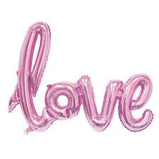 """43"""" Love Muster Folienballons Liebespaar Hochzeit  Helium Luftballon Party Deko"""