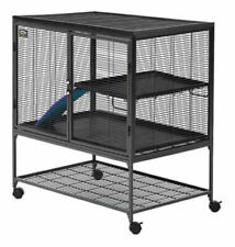 @ Midwest Critter Nation Cage Single With Stand- Ferrets, Rats & More! Bargain!