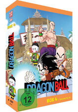 Dragonball: Die TV-Serie - Volume 04 Box [4 DVDs] NEU