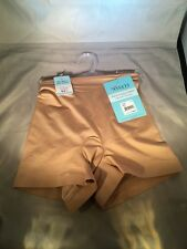 Assets By Sara Blakely Fantastic Firmers Spanx Brand Shorty Sand Size S