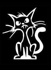 Il mio Bastone famiglia Figura Finestra Auto Adesivo al Grumpy Cat PC3