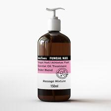 Fungal Nail Treatment - Massage Oil Tender Blend Anti Fungus Toe Nails JoesToesⓒ