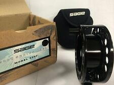 * SAGE 3300 FLY REEL (5-6 wt.) *NEW IN THE BOX* BLACK - RETAIL $320