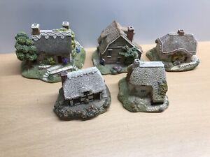 Liliput Lane Cottages x 5, Derwent,Clover, Nutshell, Otter Reach, Riverview