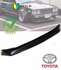 JDM Toyota Corolla KE70 KE30 TE71 Front Bumper Chin Spoiler Lips Air Dam Spoiler