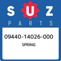 09440-14026-000 Suzuki Spring 0944014026000, New Genuine OEM Part