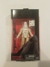 "Star wars black series 6 inch Snowtrooper (#35) 6"" Action Figure-"