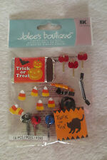 Jolee's Boutique Dimensional Scrapbook Sticker Trick or Treat SPJB024 New